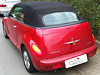 05 Chrysler PT Cruiser Convertible Beispielbild Verdeck rs 02