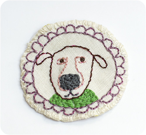 doggy merit badge