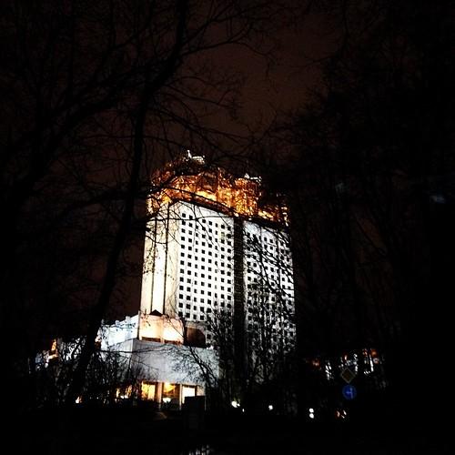 #москва #красиво #яфотограф