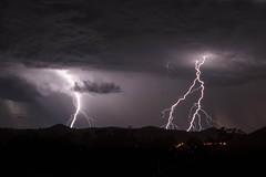 (-spam-) Tags: blue sky storm weather canon australia queensland lightning nofilter cloudsstormssunsetssunrises