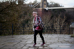 Danny (Mani Racap'z) Tags: bridge england people 35mm hair out bristol nikon day angleterre mm nikkor f18 18 35 d3100
