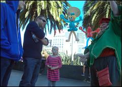 ballon lady (abking09) Tags: california street people san francisco afternoon candid late wintersun allanking