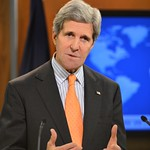 From flickr.com: John Kerry {MID-193589}