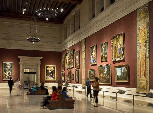 ボストン市内観光+ボストン美術館(博物館・美術館のオプショナルツアー)
