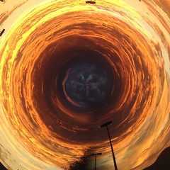 Fire planet (amomentintime14) Tags: fire crazy badass rad awsome explore sphere spinning epic x300 kool