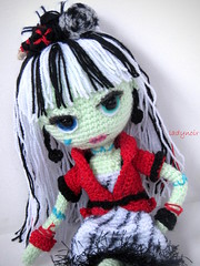 Amigurumi Monster High : The Worlds most recently posted photos by ladynoir63 ...