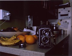 fujifilm fp100c45 (triebensee) Tags: light ice kitchen rolleiflex polaroid model iii large super instant epson fujifilm 4x5 linhof format peel 90mm f8 available automat discontinued apart schneider kreuznach technika v700 angulon fp100c45 pa45 k4b2