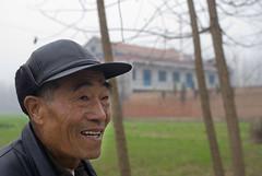 Li Xu Cun (Frans Schellekens) Tags: china church field countryside cross wheat religion churches agriculture veld kerk gebouw anhui kruis platteland religie landbouw kerken tarwe sixian