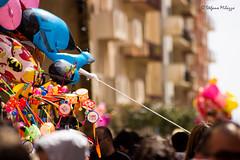 Passion 1 (OldStyleSte) Tags: canon flickr bambini sicily fotografia festa colori sicilia palloncini marsala paese processione settimanasanta crocifissione gonfiabili sacroeprofano