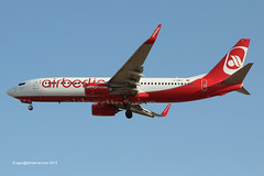 D-ABKY - 2011 build Boeing B737-86J, now with Aerolineas Argentinas as LV-FQB (egcc) Tags: berlin air ab boeing mallorca palma majorca ber b737 pmi b738 aerolineasargentinas 3777 lepa 36886 b73786j tuifly b737ng dabky lvfqb
