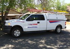 Cable One Ford F-150 (slash521) Tags: ford truck cable service prescott fordf150 prescottaz yavapaicounty cableone cableservice 14may2014