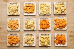 Cheez-Its Tasting (Serious Eats) Tags: office snack tasting slideshow tastetest twasehq
