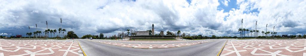 """Mausolée Ernesto """"Che"""" Guevara Mausoleum Panorama - Santa Clara (Explored)"""