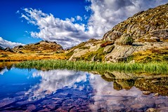 Mini JUCLAR (Jordi TROGUET (Thanks for 1,923,800+views)) Tags: sky naturaleza lake nature clouds lago natura nubes reflejo 1001nights nuages jordi andorra aigua cloudscapes lazio paisatge autofocus estany naturegroup nubols naturesfinest greatphotographers jtr canillo natureplus juclar skycloudssun naturephotoshp platinumheartaward goldstaraward thebestofday gnneniyisi troguet jorditroguet natureselegantshots artofimages 1001nightsmagiccity