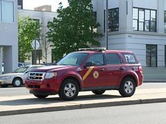 Philadelphia Fire Department FM11 (Fire Marshall) (Canadian Emergency Buff) Tags: usa ford philadelphia america fire escape pennsylvania united 11 marshall states fm department dept pfd of fm11