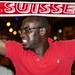 Fans de foot - Lausanne - Coupe du Monde 2014 - Après le match Suisse - Honduras