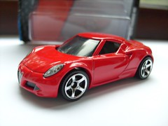 MATCHBOX ALFA ROMEO 4C NO11 1/64 (ambassador84 OVER 6 MILLION VIEWS. :-)) Tags: matchbox alfaromeo4c diecast