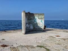 Trieste, Porto Vecchio (Massanz) Tags: trieste portovecchio porto archeologiaindustriale industrialarcheology abandonedplace rottenplace luoghiabbandonati magazzino 29 20 port ancient old abandoned ghent streetart writer