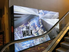 Entertainment, The Walk, Backlit Graphics