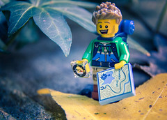 Take a Break (SoonerChick14) Tags: legoproject outdoors potd cy365 fall relax lego