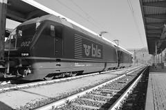 domo II set 37 #44 (train_spotting) Tags: beuracardezza villadossola domoii bls bernlotschbergsimplon blscargo re4650024chbls gornergrat abb slm nikond7100