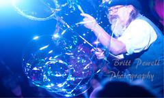 Professor Bubblemaker (brittpowellphotography) Tags: professorbubblemakerbubbleballet zombiewalk parkersburg