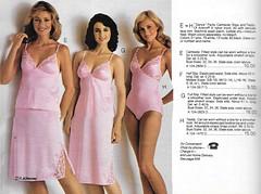 JC Penney Catalogue c.1977 (lynn_morton3500) Tags: lingerie slip waistslip petticoat fullslip teddy camisole underwear panties knickers retro vintage