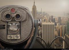 Spyglass, New York, United States (Lars-Rollberg.com) Tags: newyork unitedstates nyc ny manhattan usa america bigapple city spyglass topoftherock totr rockefellercenter
