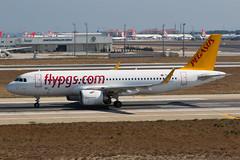 TC-NBA_A320NEO_IST_07OCT16 (Plane Shots) Tags: a320neo ist jetliner ltba pegasus tcnba
