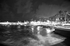 S'Algar Storm Night (timm999flickr) Tags: menorca balearics army barracks abandoned sea thunderstorms iridiumflare anticrepuscularrays sunrise sunset montetorre alcaufar graffiti portraits birthday bassaverde stlluis calaenporter salgar mammatus startrails
