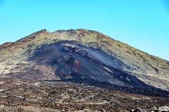 Pico Viejo volcano, Teide NP, Tenerife (donhall9141) Tags: valcano spain phototype tenerife landscape 2016 land 201611tacruise teide