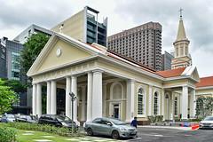 Cathedral of the Good Shepherd (chooyutshing) Tags: cathedralofgoodshepherd church catholics worshippers nationalmonument queenstreet singapore