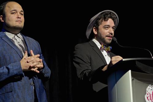 Photo by Michael Morrow - Open World Toronto Film Festival 2016