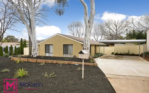 6 McClaughry Place, Gowrie ACT 2904