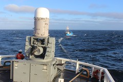 U.S. Coast Guard Cutter Morgenthau tows fishing vessel Pacific Sounder (Coast Guard News) Tags: morgenthau tow pacificsounder kodiak alaska unitedstates us