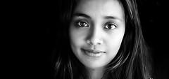 indonesia - bali (mauriziopeddis) Tags: indonesia bali island girl woman own bn blackandwhite bianconero ritratto ritratti portrait portraits