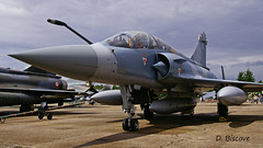 Dassault Mirage 2000-5BG ~ 507  Hellenic AF (Aero.passion DBC-1) Tags: meeting avord 2008 dbc1 david biscove aeropassion airshow aviation avion plane aircraft dassault mirage 2000 ~ hellenic af
