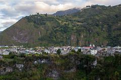 Baos de Tunguragua, Ecuador (Provinciana Itinerante) Tags: baosecuador cascadas