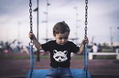 Big hammock. (Pablin79) Tags: sky portrait boy people light cute child colors fun kid little childhood outdoors chain hammock playground afternoon argentina swing enjoyment vicente recreation misiones vini posadas dof