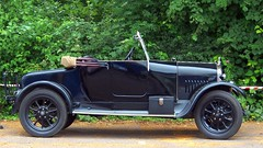 Humber 9/20 2 seater 1928 (badhands13) Tags: humber car twoseater 1928 softtop cabriolet british parked