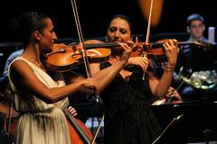 IMG_1774 (bertrand.bovio) Tags: concert musique conservatoire orr mozart laurentgoossaert symphonie concertante violon alto solistes évatasmadjian kahinazaimen