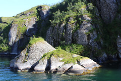 Entering the Trollfjord on a Tourist Ship (8) (Phil Masters) Tags: 21stjuly july2016 norwayholiday norway raftsund raftsundet thetrollfjord trollfjorden trollfjord