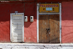 Peluquera - Coya (Ricardo Obando) Tags: coya machal ohiggins regindeohiggins peluquera frontis puerta negocio arquitectura canon 70200mm t5i