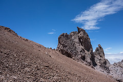 Agujas de Whymper, 5300m (Pito-pito) Tags: agujasdewhymper whymper agujas volcan volcano volcnchimborazo montagne mountain mountains ecuador equateur andes nature wild wildlife sonyrx100 sony landscape rocher roche rock rocks