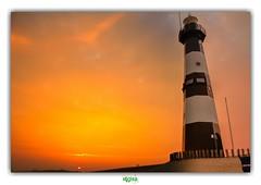 WIDE ON THE SKY (rgisa) Tags: phare lighthouse vuurtoren breskens zeeuwsvlaanderen zlandaise flandre zlande nederland paysbas holland