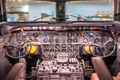 DC7 (zemengao1964) Tags: dc7 avio airplane cabine cockpit cabin