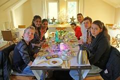 Breakfast @ Lua Pauline (Fozzman) Tags: raphael carmen lisa lino noah anton luisa luapauline breakfast