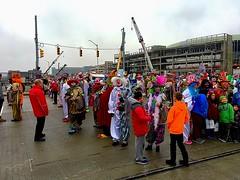 Clown  Gang (#KPbIM) Tags: 2016 clowns parade thanksgiving woodward fall november detroit