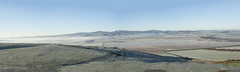 Wooler pano (nigeltriharder) Tags: cheviots wooler mist frost ice winter hills valleys pano panorama
