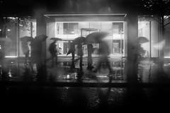 untitled (Homemade) Tags: london rain umbrella commuters blackandwhite sonydscrx100 cityoflondon squaremile canonstreet londonist